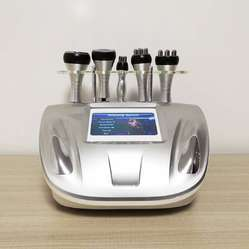 Rf Fast Vacuum Cavitation Slimming System for Body Slimming