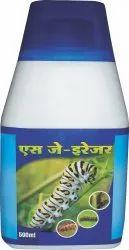 Organic Larvicide Repellents SJ Eraser Biopesticides, Bottle, 500mL