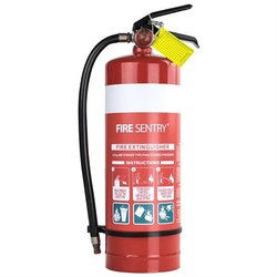 Mild Steel A Powder Fire Extinguishers, Capacity: 4Kg