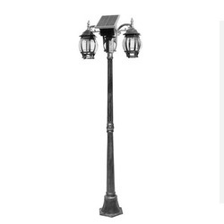 Lighting Pole - Outdoor Lighting Pole Manufacturer from Delhi