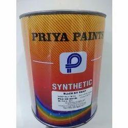Synthetic Black Bit Paint