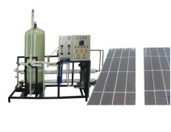 WATERTEC ENTERPRISES Desalination/ Ro Solar Power RO, without Electricity, Model Number/Name: Solar Ro
