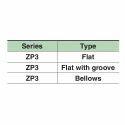 SMC Vacuum Pad ZP3
