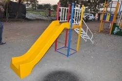 1 Mtr Small Sq.Deck With Plane Slide SE -003