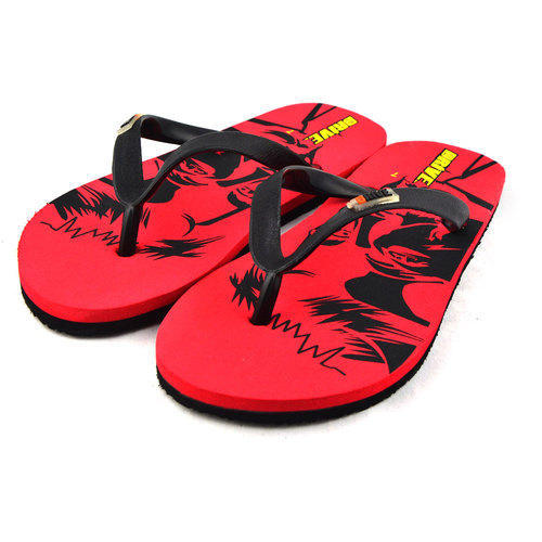 Men S Pu And Rubber Bathroom Slippers