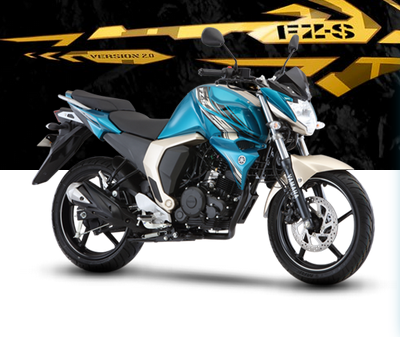 Yamaha FZS FI Motorcycle - View Specifications & Details of