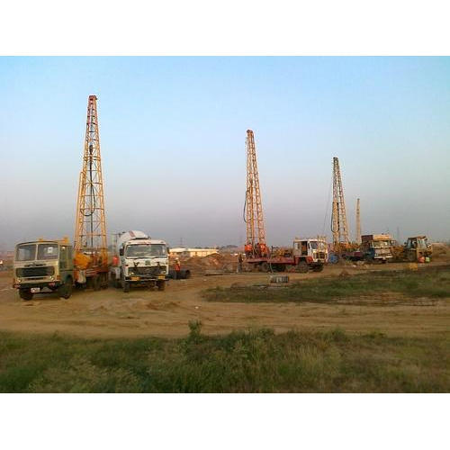 Pile Foundation, Pile Foundations - Hitech Drilling Engineers