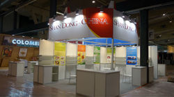 Trade Show Pavilion for Exhibition Backdrop