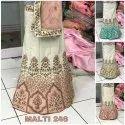 Bridal Net Lehenga