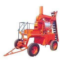 Mini Mobile Hot Mix Plant