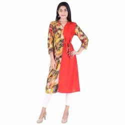 Lavanya Designer Side Layer Kurti
