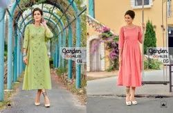 ethnic wear long kurti