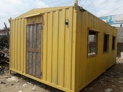 Mobile Storage Cabins