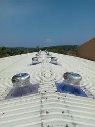 Powerless Roof Ventilator
