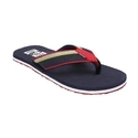 Red Chief Rc3481 Rubber Navy Blue Flip-flops, Size: 6 And 10