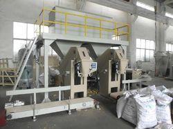 Weighing Filling Charcoal Pebble Coal Bagging Machine
