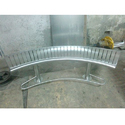 S.S. Curved Bench for Outdoor