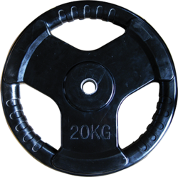 Weight Lifting Plate With Metal 20 kgs COSCO 28506-28706