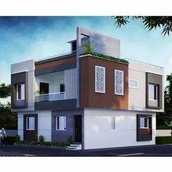Panel Build Lucite Cast Acrylic Residential Villa Construction, in Mumbai, Pune