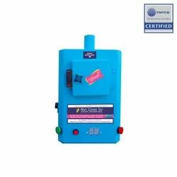 Sanitary Napkin Destroyer With Timer Display