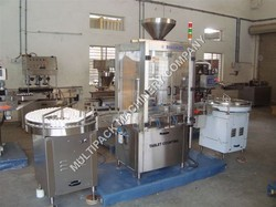 Capsule Counting Filling Machine