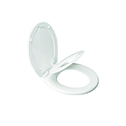 White Plastic Toilet Seat Covers