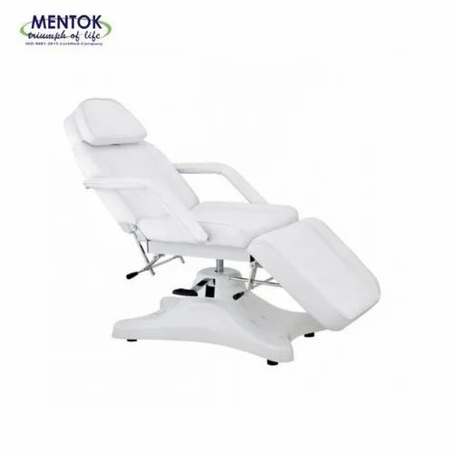 White Hydraulic Derma Chair