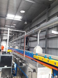 Air Ducts, for Industrial Use