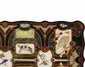 Table Top With Semi-Precious Gemstones Inlay Work
