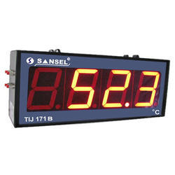 8 Inch Display Jumbo Temperature Indicator