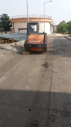 Warehouse Industrial Sweeper