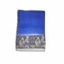 Kalamkari Stylish Silk Saree