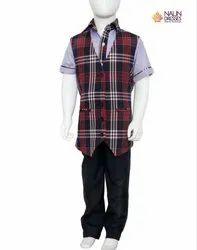 School Dress For Boys