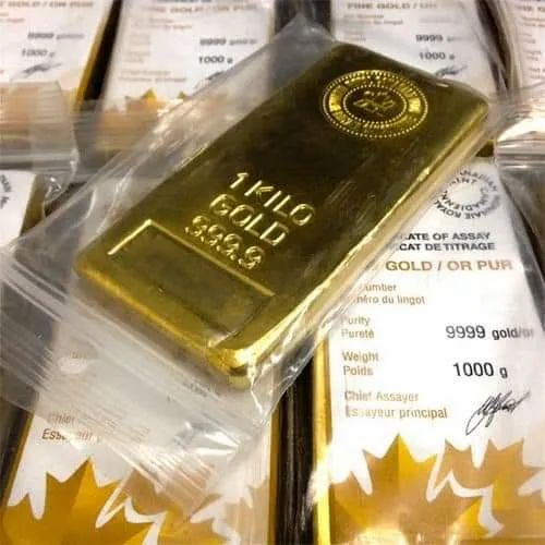 Svbc Gold Whole Ers Of