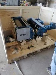 Blue Electric Demag gemany 5 ton hoist, For Industrial