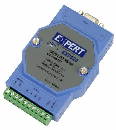 Ex9520 Rs232 To Rs485 Converter