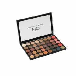 Swiss Beauty Eye Shadow Palette, Box, Cake