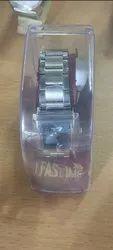 Fastime Rectangular Ladies Silver Watch