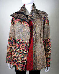 Cotton Kantha Ladies Jackets