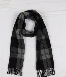 Designer Men Woolen Daily Wear Scarves
