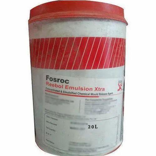 Reebol Emulsion Extra Shuttering Oil