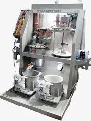 Platinum Model Gold Refining Machine