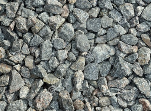 Gray Rubble Stone, Solid, Size: 10 Mm
