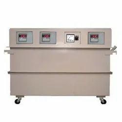 98% Iron 100 KVA Three Phase Servo Voltage Stabilizer, 170-480v