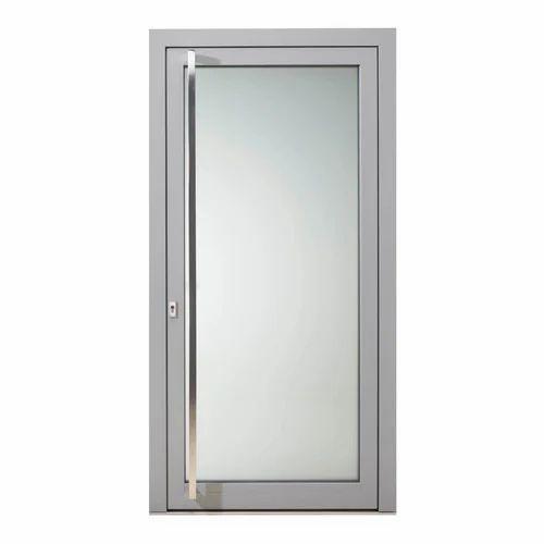 Metallic Silver Aluminium Door Frames, Rs 1100 /square feet, Balaji ...