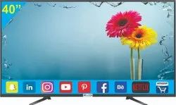 Wellcon 40 Inch Smart Led Tv