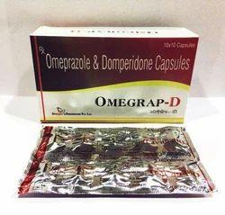 Omeprazole 20mg Domperidone 10 Mg