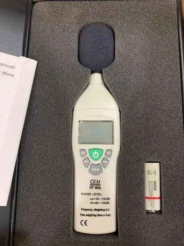 CEM DT805L Sound Level Meter