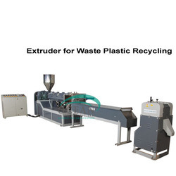 Plastic Film Pelletizer