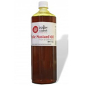 Indic Wisdom Cold Pressed Mustard Oil, Packaging Size: 1 L
